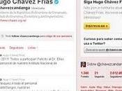 Compara Hugo Chávez Twitter otros líderes Latinoamérica para decir influyente