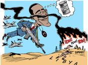 INFAMIA MENTIRAS para justificar genocidio OTAN LIBIA