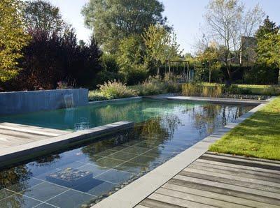 Piscinas rusticas y naturales paperblog - Diseno de piscinas naturales ...