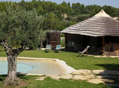 piscinas rusticas y naturales paperblog