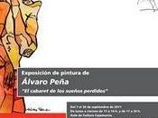 Álvaro Peña expondrá cabaret sueños perdidos', Madrid