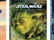 Vídeos modificaciones Blu-Rays guerra galaxias'