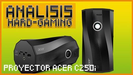 ANÁLISIS: Proyector ACER C250i