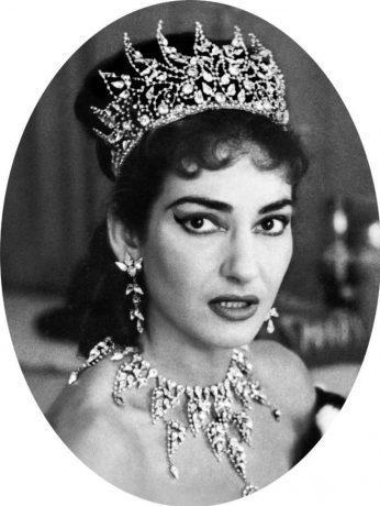 Maria Callas: Las joyas de La Divina