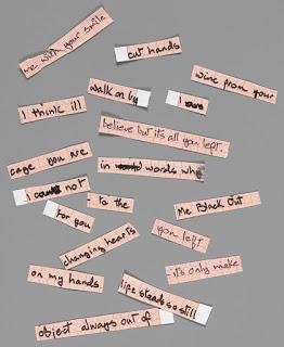 Cut-up en canciones