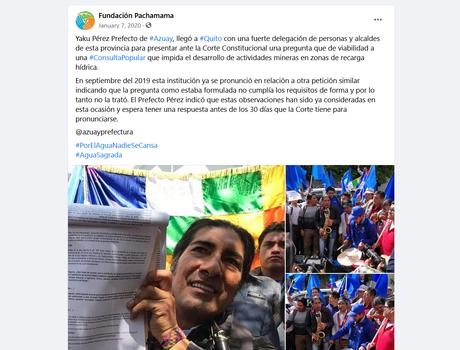 Cómo EE.UU. intervino en Ecuador cooptando grupos indígenas y ambientalistas para derrotar al correísmo