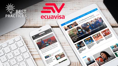 Ecuavisa y Vistazo lideran en posicionamiento SEO gracias a su calidad técnica y periodística |Protecmedia