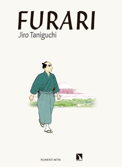 Furari, de Jiro Taniguchi – Novedad de Ponent Mon Junio 2021