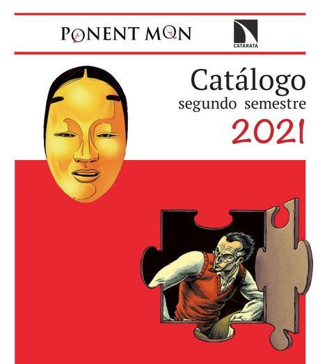 Catálogo Ponent Mon Segundo Semestre 2021