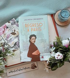 Regreso a París (Jacinta Cremades)