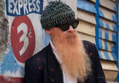 Billy F Gibbons - She's on fire (2021)