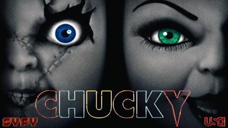 Promos de 'Chucky', la nueva serie del Canal SyFy basada en la mítica saga de terror.