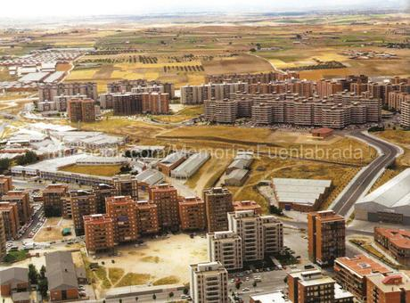 Barrio de El Arroyo entre los años 1987 y 1989