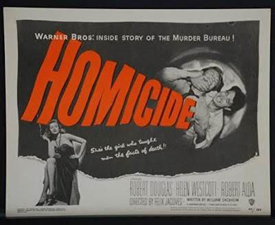 HOMICIDE (HOMICIDIO) (USA, 1949) Policíaco, Thriller, Intriga