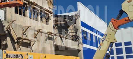 Desplome de inmueble en Ciudad Maderas deja 8 personas lesionadas