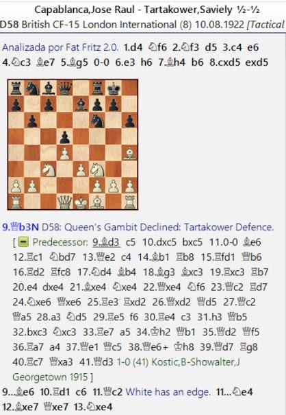 Lasker, Capablanca y Alekhine o ganar en tiempos revueltos (68)