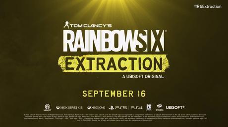 [E3 2021] Primer gameplay a profundidad de Rainbow Six Extraction