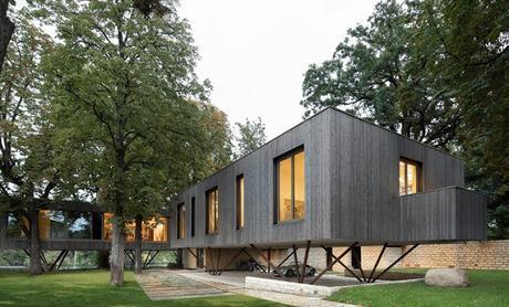 Residencia Vanguardista en Potsdam