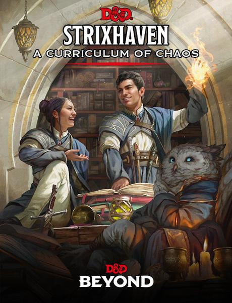 Portsda oficial y fecha de venta de Strixhaven: A Curriculum of Chaos