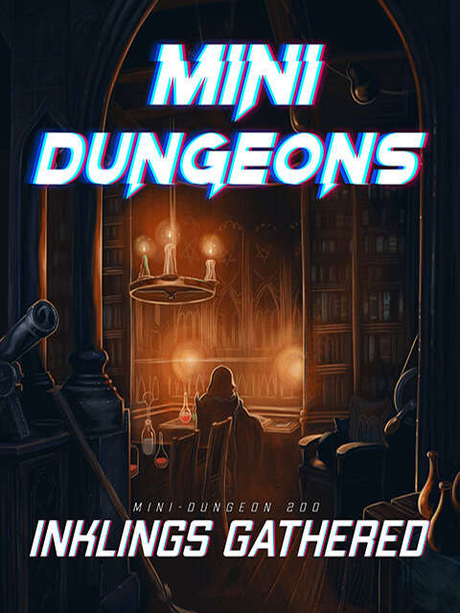 Mini-Dungeon #200: Inklings Gathered, de AAW Games