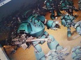 Nuevas figuras de la Herejía filtradas (Plástico!?)