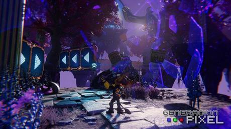 ANÁLISIS: Ratchet & Clank Una Dimensión Aparte