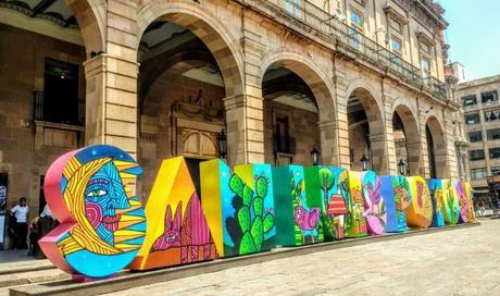 """Volverán a colocar las letras monumentales de """"San Luis Potosí"""""""