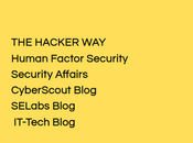 "TheHackerWay, ganador ""European Cybersecurity Blogger Awards 2021"" categoría ""Best Technical Content"""