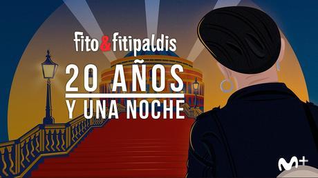 Documental de Fito & Fitipaldis en La2 de TVE