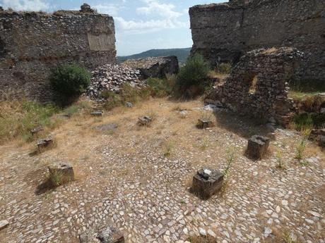 Ruta al Castillo de Marmionda