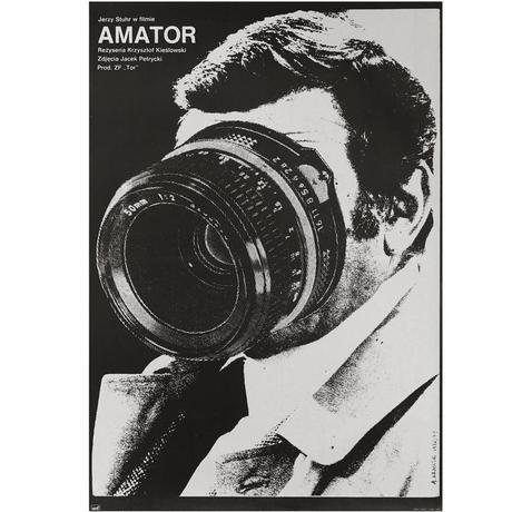 EL AFICIONADO (AMATOR) - Krzysztof Kieślowski