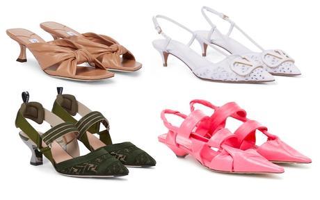 kitten heels zapatos de moda pv 2021