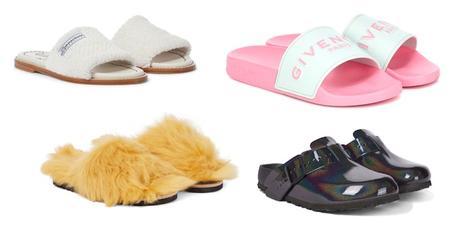 slippers zapatos de moda verano 2021