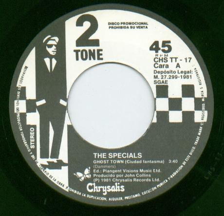 The Specials -Ghost town 7