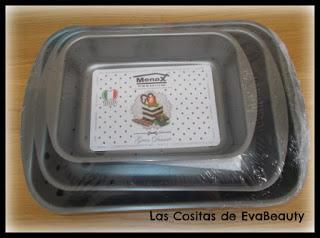 #horno #bandejas #cocina #kitchen #Menax #hogar #home #Amazon #haul #compras