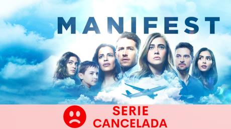 NBC ha cancelado 'Manifest' tras tres temporadas de emisión.