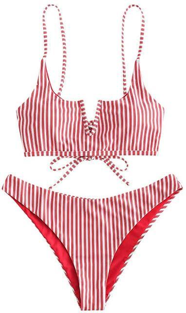 Esta es la marca de bikinis tendencia que arrasa en Amazon