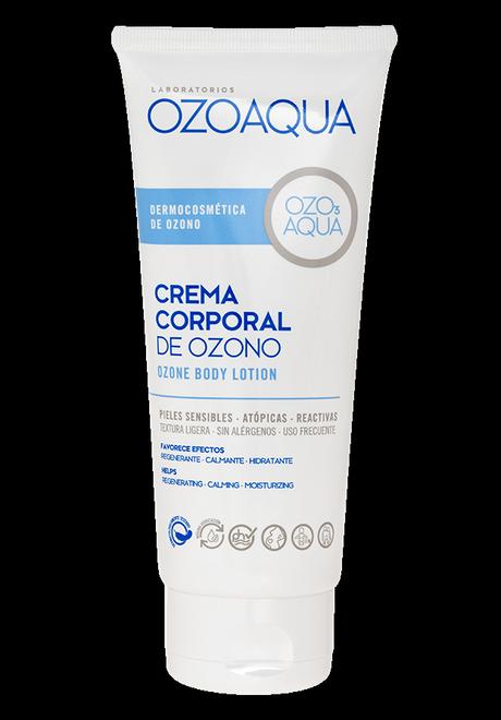 Beneficios del ozono en verano para las pieles más sensibles y delicadas