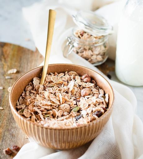 porriege de avena desayuno