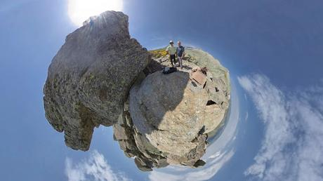 La mejor cámara 360º?