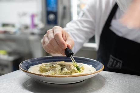 Hestia, una cocina personal con toques viajeros