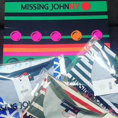 De Shopping en Missing Johnny.- Toca Brilli Brilli