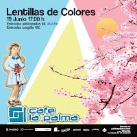 Concierto de Lentillas de Colores en Café la Palma