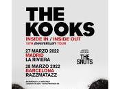 Kooks, Conciertos España 2022