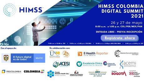 HIMSS Colombia Digital Summit 2021: Ya pueden ver las grabaciones del evento.