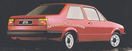 Volkswagen Jetta C 2 puertas 1984