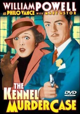 MATANDO EN LA SOMBRA (THE KENNEL MURDER CASE) (USA, 1933) Intriga, Policíaco