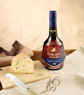 Cata de quesos maridada con Brandy de Jerez