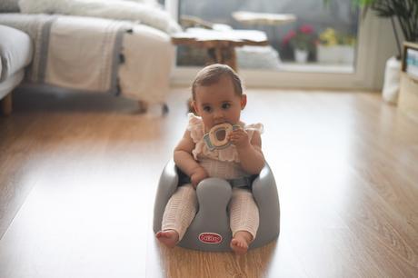 Sorteo sillita de bebé de Nûby, ideal para su desarrollo
