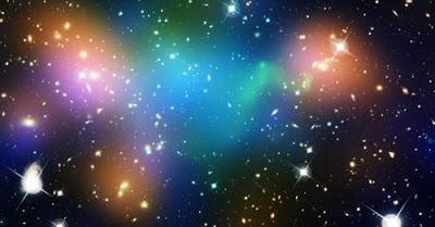 El universo no se expande de forma diferente sin la energía oscura.